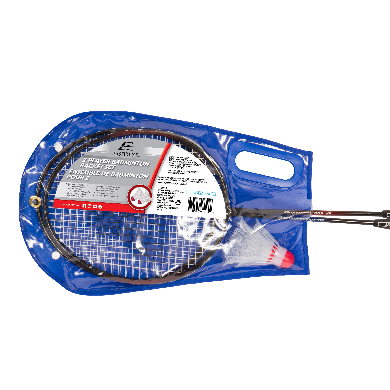 EastPoint Sports 2 Player Badminton Racket Set Original version