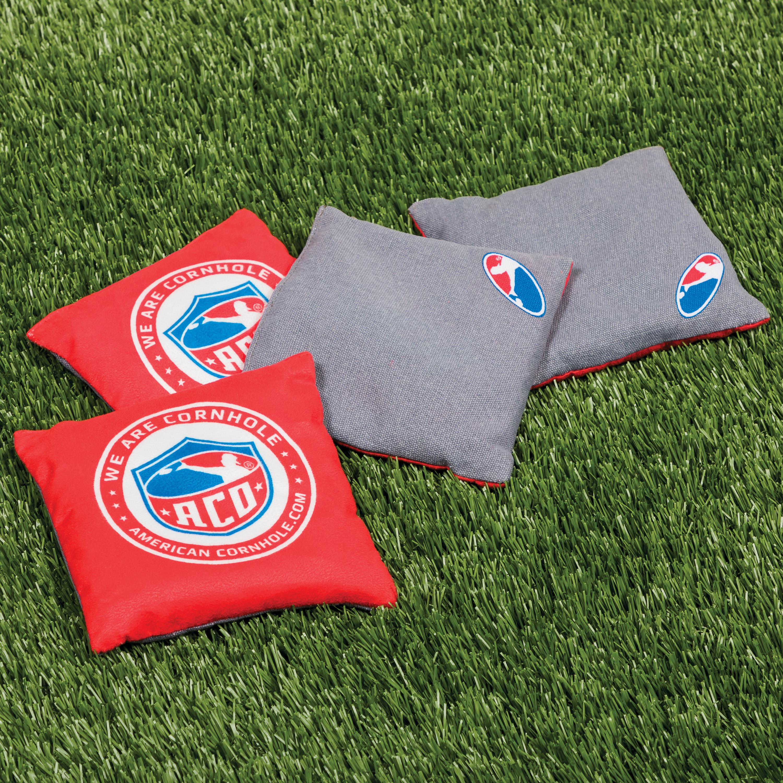 American Cornhole Organization Dual Sided Bean Bags